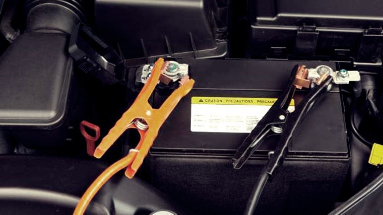Подключение зарядного устройства к АКБ
