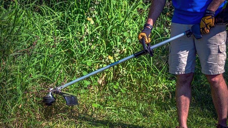 купить хороший триммер для травы отзывы